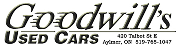 Goodwill's Used Cars
